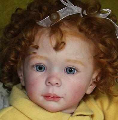 """2019 Moda Hedi@reborn Baby Bambino Doll Bambola Kit Kit Da Carola Wegerich @ 24"""" @ Corpo Includono-mostra Il Titolo Originale Saldi Di Fine Anno"""