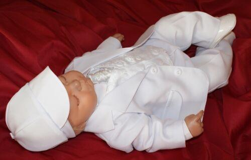Kinderanzug Taufanzug Festanzug Babyanzug Anzug  Taufgewand Neu Nr.015W
