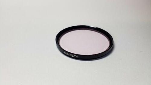 Minolta Genuino Original 1B Filtro Skylight 49mm