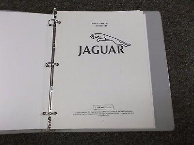 1993 xjs wiring diagram 1988 jaguar xjs electrical wiring diagrams manual guide book coupe  jaguar xjs electrical wiring diagrams