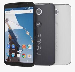 MOTOROLA-Nexus-6-BLU-NOTTE-32GB-XT1100-Smartphone-Sbloccato
