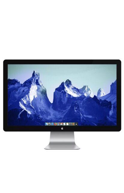 "Apple LE CANARDEUR Display 27"" a1407 mc914ll/a Moniteur TFT écran LCD"