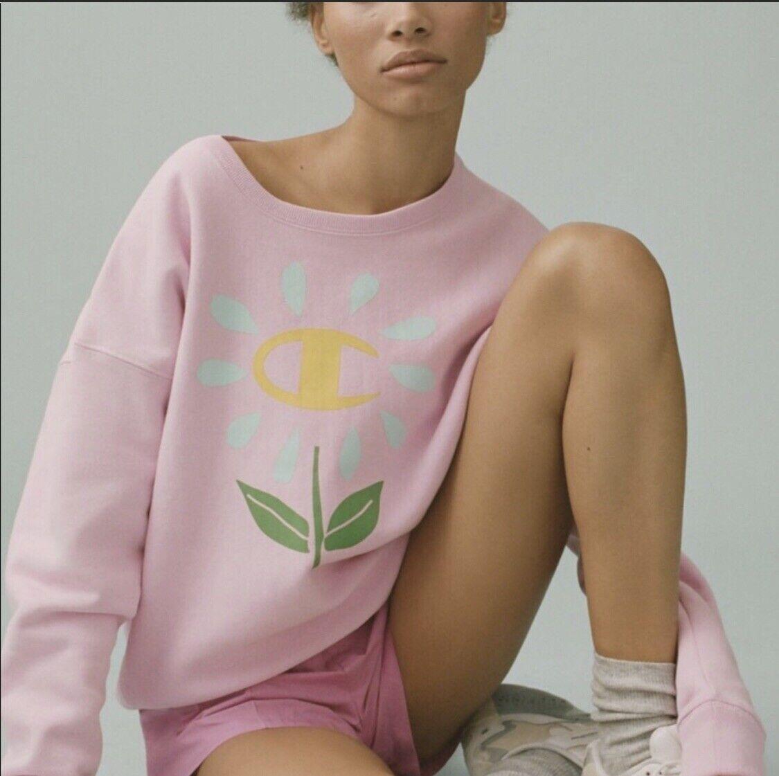 NWT Limited Edition Urban outfitters X susan alexandra flower Sweatshirt