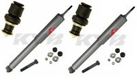 Vw Beetle 1966-1978 Two Front Shocks Bolts Mounts Suspension Kit High Quality