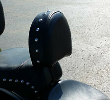 100% American Made Harley Heritage Softail Driver Backrest 93-06 EZ ON/OFF