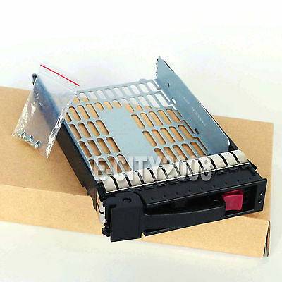 "3.5/"" LFFSATA SAS Hard Drive Tray Caddy For  HP ProLiant DL385 G5 Gen5 US Seller"