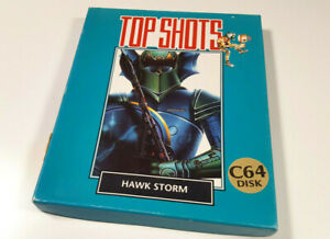 Hawk-Storm-1991-by-Softgold-Commodore-64-Disk-Spiel-C64-C-64-BIG-BOX-CIB-VGC