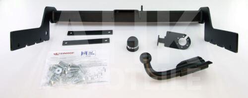 AHK Anhängerkupplung starr+ES 7p uni Für Ford Mondeo 4//5-Tür 00-07 Kpl