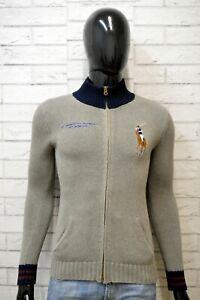 Maglione-Ralph-Lauren-Uomo-Taglia-XS-Felpa-Sweater-Man-Cardigan-Pullover-Cotone
