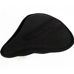 Exercise-Bike-Seat-Gel-Cushion-Cover-For-Large-Wide-Bicycle-Saddle-Pad-Bike