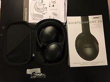 Bose QuietComfort 35 QC35 Noise Cancelling Wireless Headphones Black Color