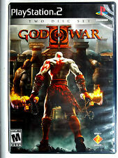 God of War II (PS2) Complete - Clean,Tested & Fast Shipping