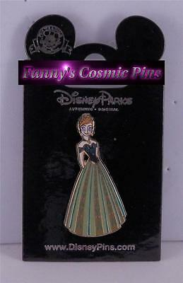 Disney 2014 Frozen's Gowned Anna Trading Pin