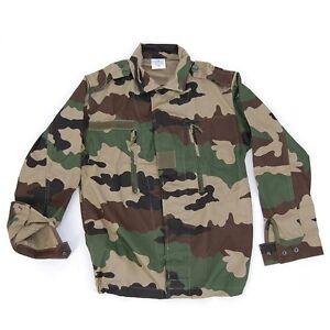 Veste de treillis f2 arm e fran aise camouflage otan ce - Treillis militaire occasion ...
