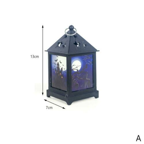 Hanging Ghost Skull Organ Witch Pumpkin LED Halloween Party Horror Decor Hot