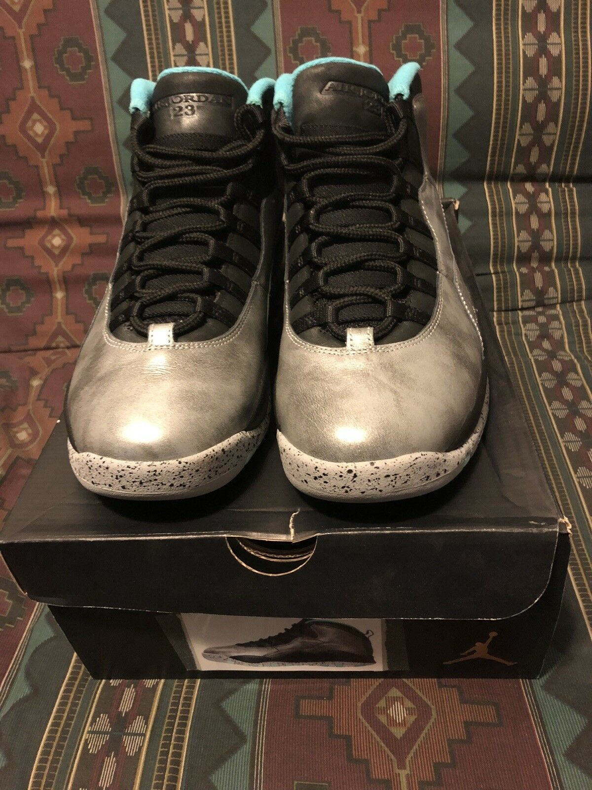 Jordan 10 Lady Liberty Size 10