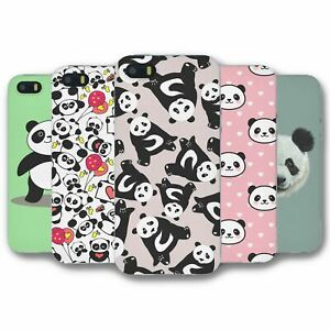 For-iPhone-5-5S-SE-2016-Silicone-Case-Cover-Panda-Collection-4