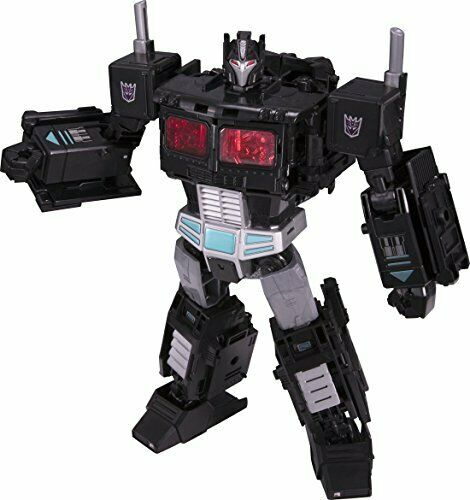 Transformers Power of the Prime PP-42 Nemesis Prime w Tracking