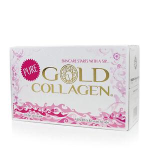 does collagen gold drink work