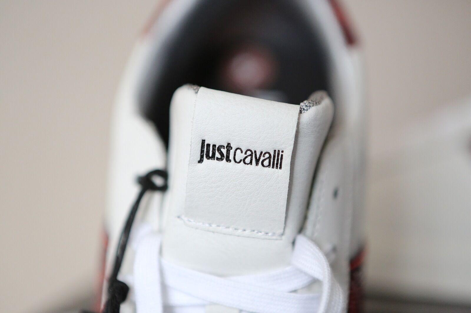 Just Cavalli Weiß schuhe schuhe schuhe Größe UK 10.5 EU 45 d9fef3