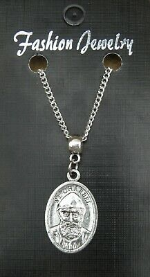 """Sterling Silver Cloche Pendentif ou Collier en longueur 16-24/"""" Solid .925"""