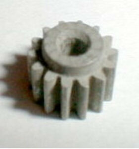 Vintage-1960-039-s-Pinion-Gear-14-TOOTH-093-BORE-by-COX-48-PITCH-slot-car