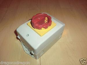 Sontheimer-RLT25-3PM-D1-Z33-GB-HV11-Hauptschalter-NEU
