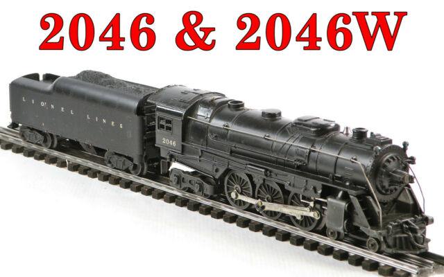 Lionel Pw 2046 4 213   1953 Very Good