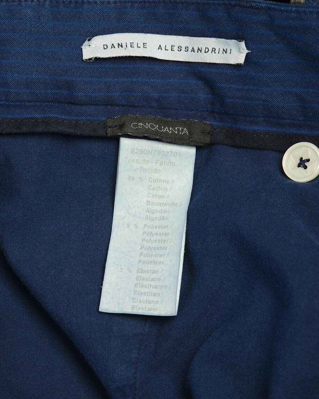 Bermuda Daniele Alessandrini Short Short Short MADE IN ITALY Uomo Blu E290N7803701 2306 f982c0