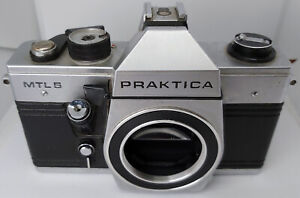 Praktica MTL5 FOTOCAMERA REFLEX PENTACON 35mm Tedesco DDR M42