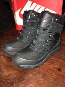 4e7461e63 The North Face Men's Chilkat Nylon Boots Black Size 10.5 Men's New ...