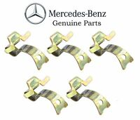 Mercedes W123 280s 280se Set Of 5 Hub Cap Clips Brand Genuine 123 401 01 28 on sale