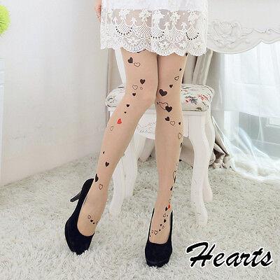 20 Typen Sexy Fashion Strumpfhose Design Pattern Dünn Tattoo Strumpf Leggings