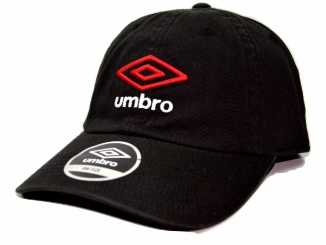 769c81216dbf4 Umbro Unisex Relaxed Fit Adjustable Fashion Hat Cap 6238 One Size OS for  sale online