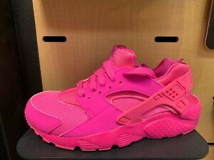 Nike Air Huarache Triple Pink Laser