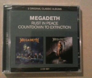 Megadeth-Classic-Albums-Countdown-to-Extinction-Rust-in-Peace-New-amp-Sealed