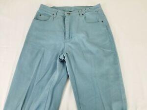 Women-s-Style-amp-Co-Size-10-Denim-Blue-Jeans