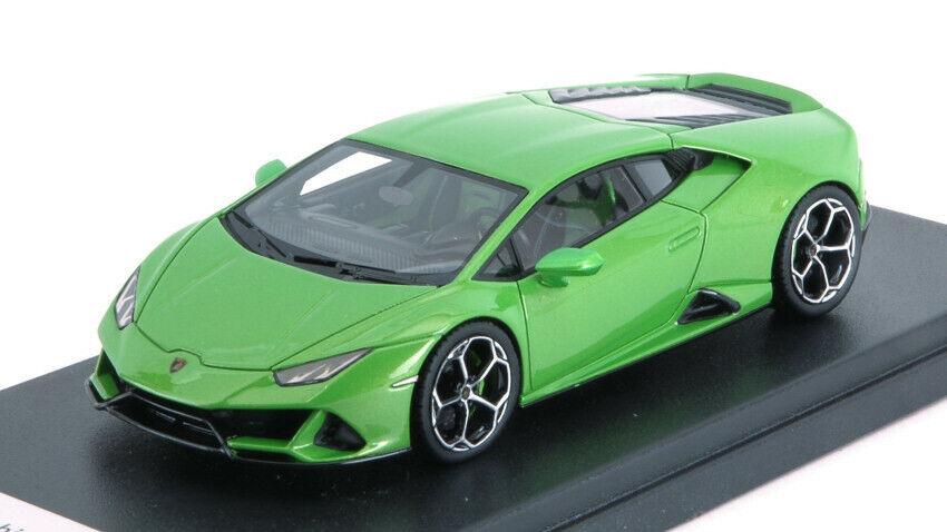 Lamborghini Huracan Evo grön Mantis (Pearl) 1 43 Förlaga LOCKSMkonst