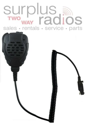 NEW PRYME SPM-2100 H8 TROOPER REMOTE SPEAKER MIC FOR HYTERA X1E X1P RADIOS