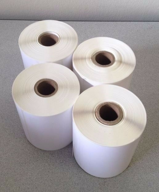 13 Rolls 250 4x6 Direct Thermal Zebra LP2844 Eltron LABELS