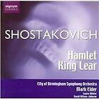 Dmitry Shostakovich - Shostakovich: Hamlet; King Lear (2004)