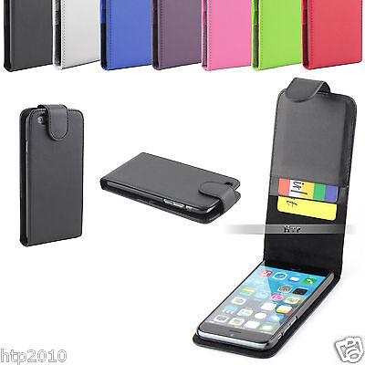 Apple iPhone 6 6 Plus Slim Flip Leather Case Cover