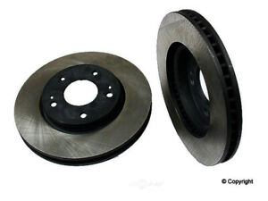 Disc Brake Rotor-Original Performance Front WD EXPRESS 405 51079 501