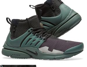 Nike Air Presto argentato