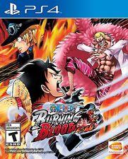One Piece: Burning Blood (Sony PlayStation 4, 2016)