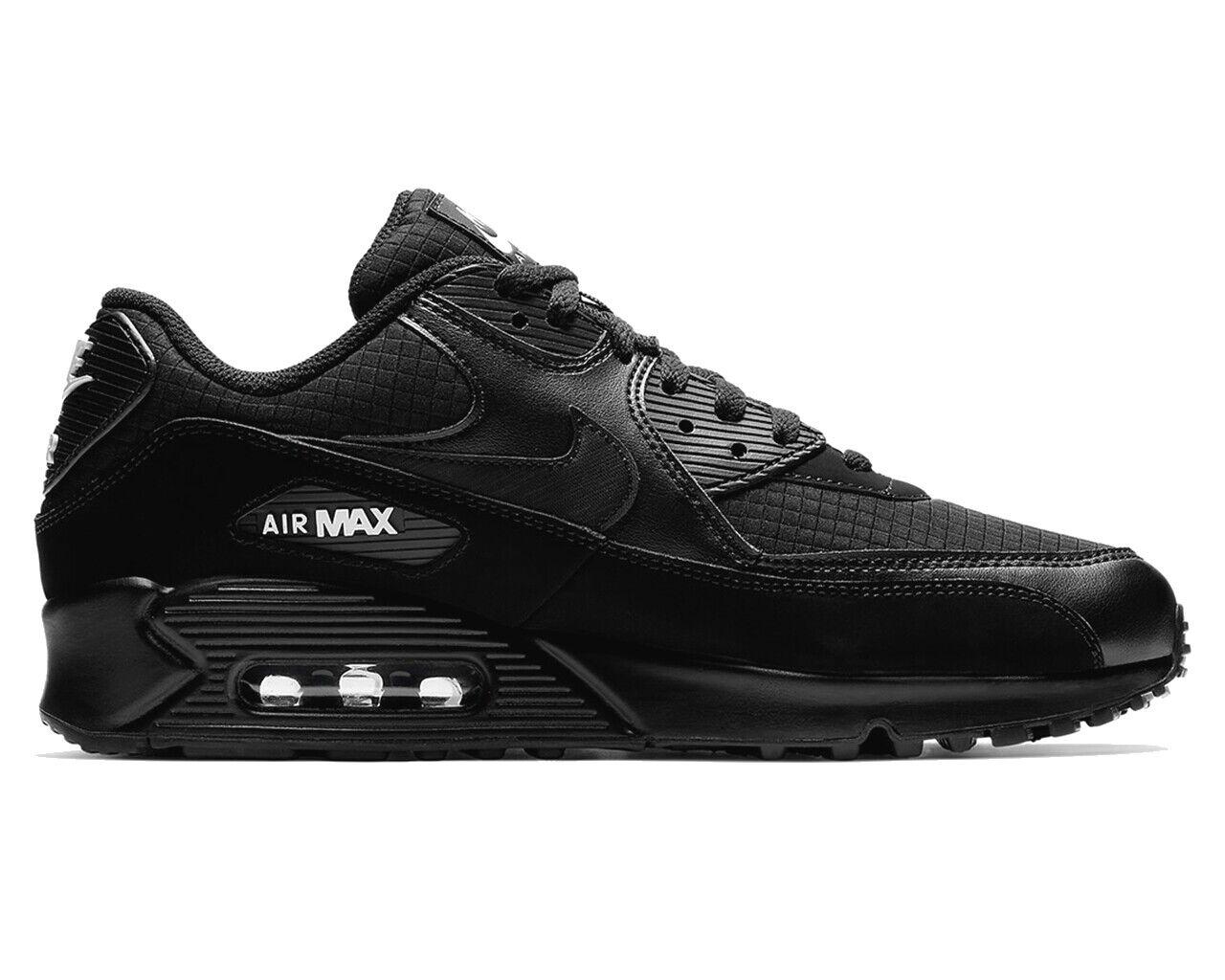 Nike Air Max 90 Essential Aj1285 019 shoes Sportive men black Palestra da Corsa