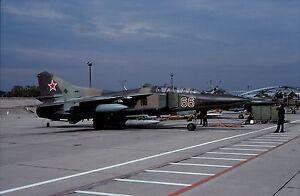 Original colour slide MiG-23UB Flogger '66' of Russian Air Force ZCda2bpe-09161933-439381277