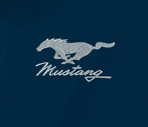 Ford-Mustang-Embroidered-Pony-Logo-NAVY-Adult-Polo-Shirt