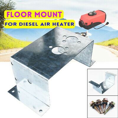 Floor Mount+Fixing Screw Parts For Diesel Air Heater RV Truck Bus Boat Car Auto