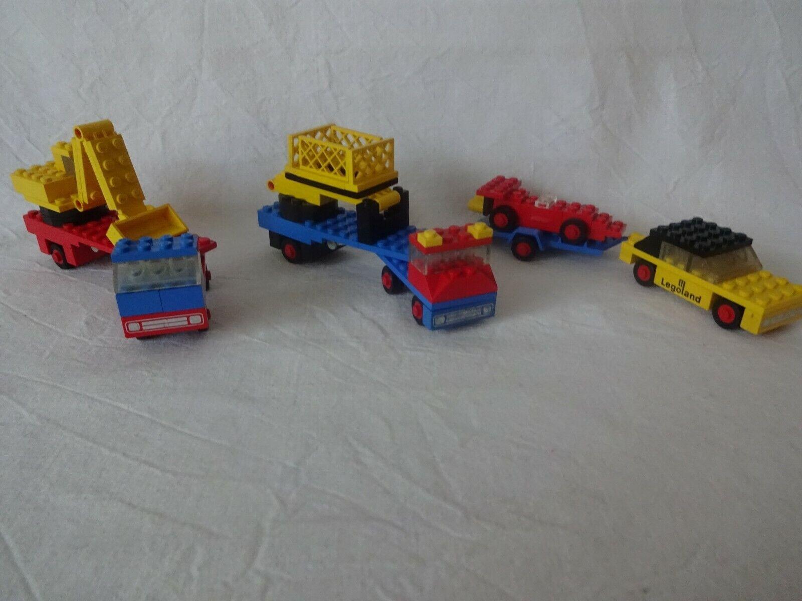 LEGO® City Konvolut 649, 650, 655 () () () 1efab9